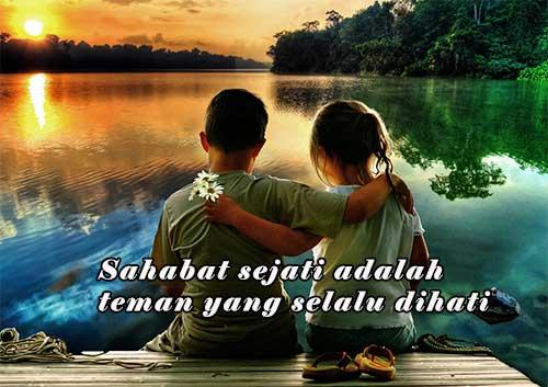 Sahabat Sejati Adalah Diri Sendiri