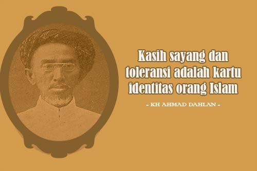 Kutipan KH. Ahmad Dahlan