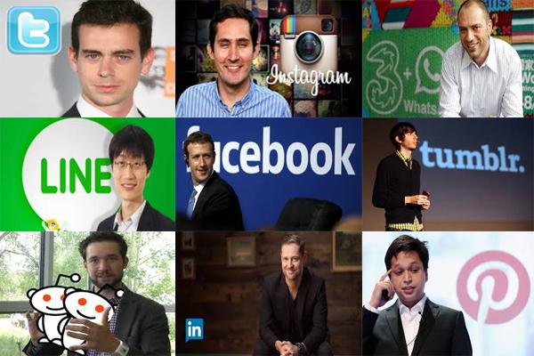 Pendiri Media Sosial