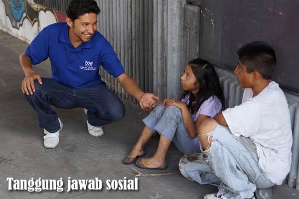 Tanggung Jawab Sosial