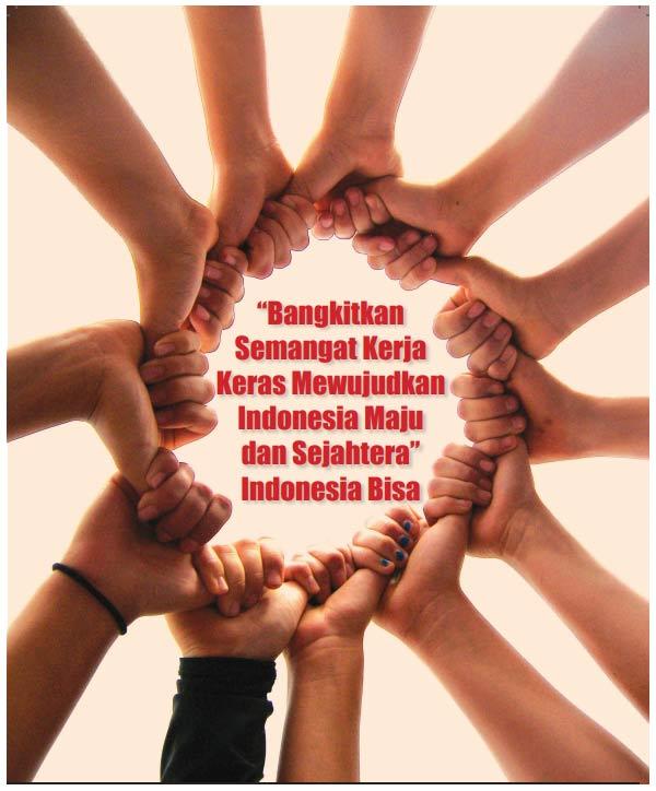 Slogan Semangat Bekerja Indonesia