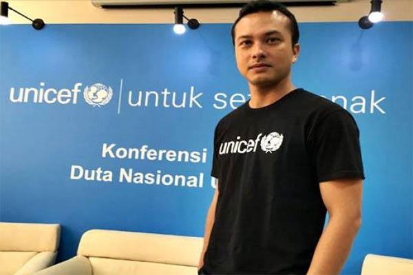Nicolas Saputra Peduli Masa Depan Anak Indonesia