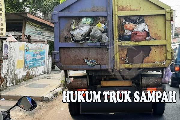 hukum truk sampah