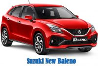 New Suzuki Baleno 2020