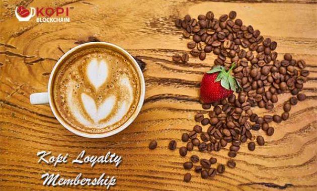 Kopi Loyalty Membership