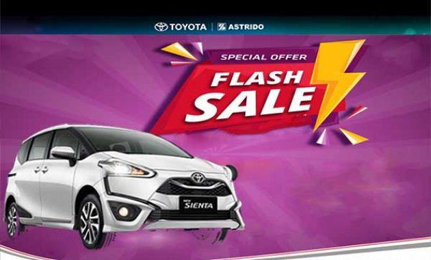 Penawaran Toyota Promo