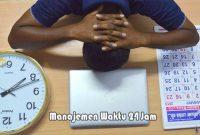 Manajemen Waktu 24 Jam