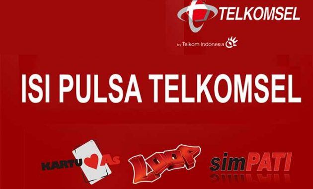 Cara Mudah Isi Ulang Pulsa Telkomsel