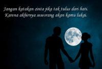 Kata-Kata Mutiara Ketulusan Cinta