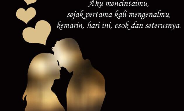 Kata-kata Mutiara Romantis Untuk Kekasih