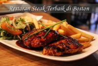 Restoran Steak Terbaik di Boston